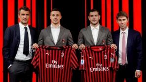 Ернандес: Заради Марсело съм в Милан, надявам се на съвети от Малдини