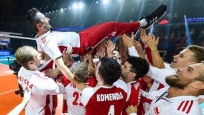 Поляци даряват фланелка и медал за благотворителност