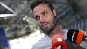 Теодор Салпаров: Оптимист съм за мача с Бразилия (видео)