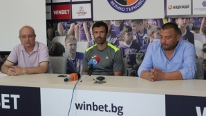 Росен Кирилов: Етър гони победа срещу Левски