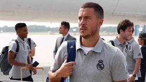 Азар: Шампионската лига е задължителна цел за Реал