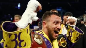 Ломаченко ще се боксира за три титли на 31 август в Лондон