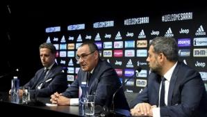 Сари: Харесвам Погба, но не съм спортен директор