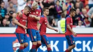 ЦСКА (М) потрепери, но не сбърка срещу Оренбург