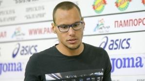Антъни Иванов 40-и на 50 м бътерфлай на Световното