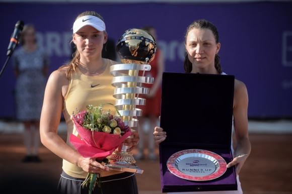 Елена Рибакина спечели турнира по тенис в Букурещ