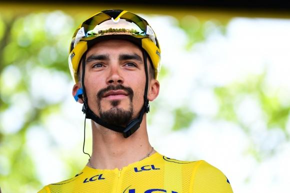 Лидерът в Тур дьо Франс: Най-трудното предстои