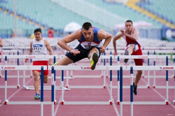 Злато на 110 м/пр и парична премия за Станислав Станков