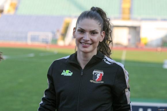Габриела Петрова: Основната цел тази година беше разбегът