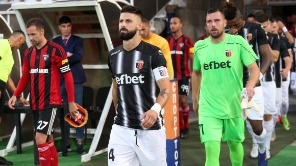 Белгиец ще ръководи реванша на Локомотив (Пловдив) в Търнава