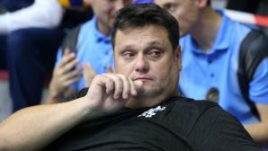 Мартин Стоев: Тежко е след загуба на финал (видео)