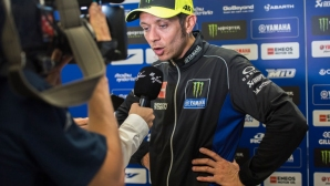 Yamaha не очакват конфликт с Роси около оттеглянето му