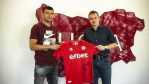 Венци Василев: Радвам се, че съм отново в ЦСКА
