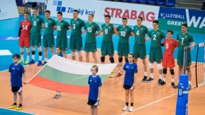 България удари Италия в Баку (статистика)