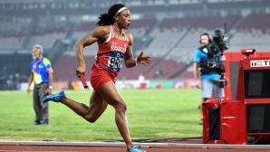 Отнемат два златни медала на Адекоя заради допинг
