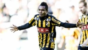 Ганайци твърдят, че Левски взима футболист за рекордна сума