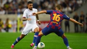 Барселона 0:0 Челси (гледайте на живо)