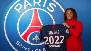 16-годишната звезда на Райола подписа професионален договор с ПСЖ