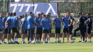 Левски тръгва с новата си перла за Кипър, ганаецът може да дебютира срещу АЕК
