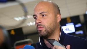 Михайлов: За разлика от нашите фенове, техните са като детска играчка (видео)