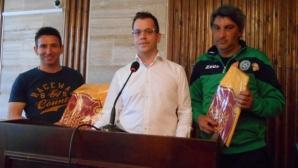 Кметът на Добрич обеща подкрепа на Добруджа
