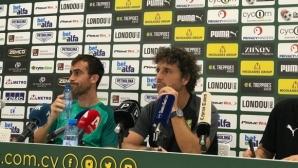Треньорът на АЕК: Мачовете с Левски ще бъдат равностойни (видео)