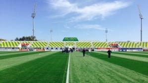 """Впечатляващо: Крепостта """"АЕК Арена"""" в Ларнака не знае що е то загуба и допуснат гол"""