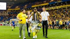 Легенда на Ростов обясни защо е напуснал клуба