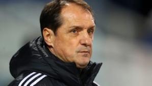 Съперник на България с нов треньор