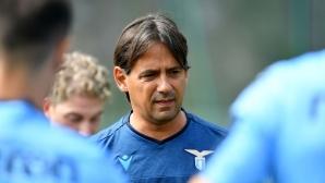Треньорът на Лацио говори за случващото се с Милинкович-Савич