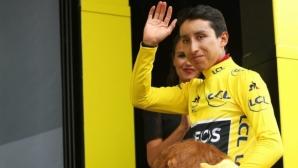 """Еган Бернал ще спечели 106-ото издание на """"Тур дьо Франс"""""""