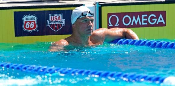 Лохте се завърна към състезателното плуване, иска медал от Токио