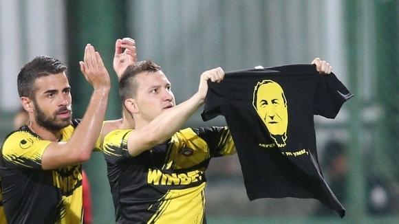 Петрович поиска рекордна сума от Левски за Неделев, само Бербатов е продаван за повече