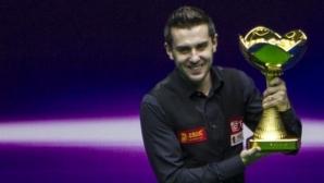 Ясен е жребият за квалификациите на Шампионата на Китай по снукър