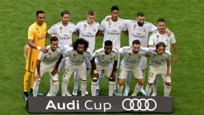 Реал М се изправя срещу Фенербахче с мисълта за първа победа в редовното време за това лято
