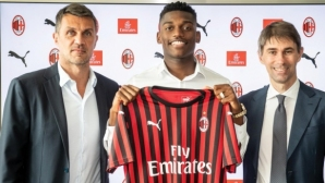 Официално: Милан привлече млад нападател от Лил