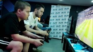 Детето-чудо на гейминга в България спечели турнир по FIFA 19