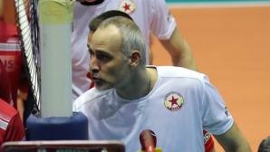 Ивайло Стефанов: Оптимист съм, че ще спечелим квалификацията във Варна