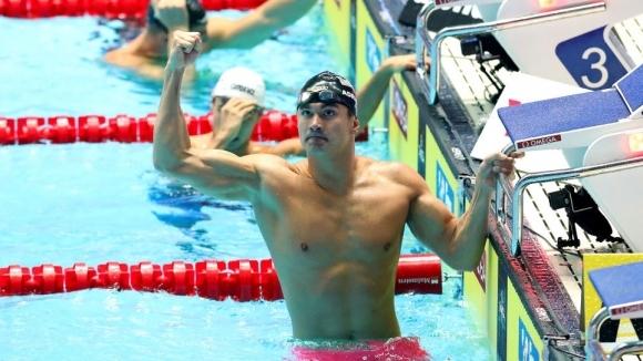 Нейтън Ейдриън за олимпийското злато и битката с рака