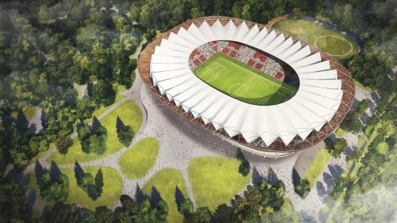 Стоичков: Фандъкова ме увери, че ЦСКА ще има стадион, на рисунките е много хубав