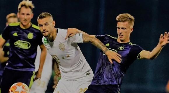 Ференцварош си тръгна доволен от Загреб