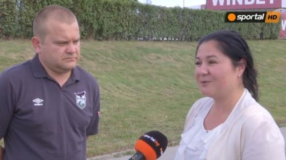 Бюджетът на Пирин стига 2,5 милиона, ще оправят и стадиона (видео)