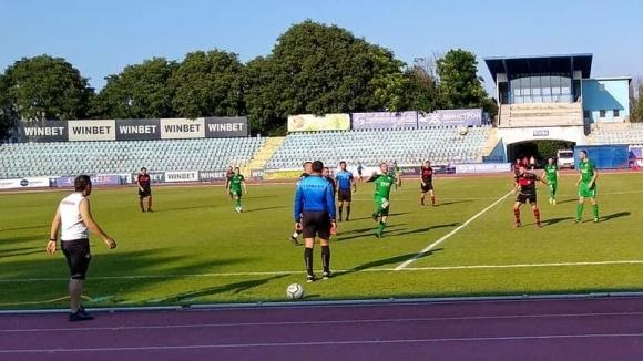 Локо (Русе) се отказа от участие в Трета лига