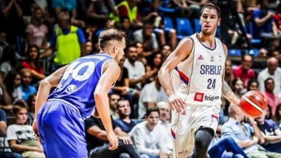Сърбия с убедителен успех срещу Финландия