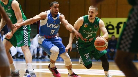 Национал отново ще играе за Левски Лукойл