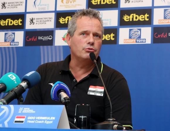 Треньорът на Египет: И ние мечтаем за Олимпиада