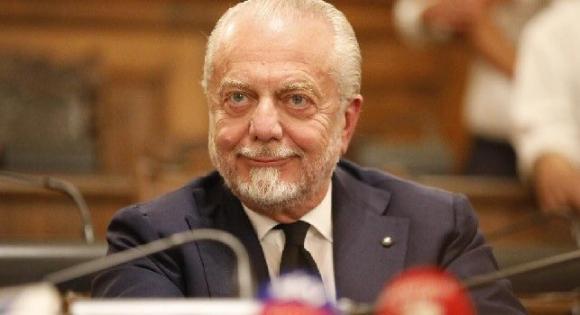 Де Лаурентис: Ако Магуайър струва 85 милиона, цената на Кулибали е 250 милиона