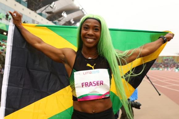 Фрейзър-Прайс с първа титла след завръщането на пистата