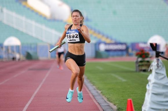 Четвърто място за Борукова на 400 м/пр във Вараждин