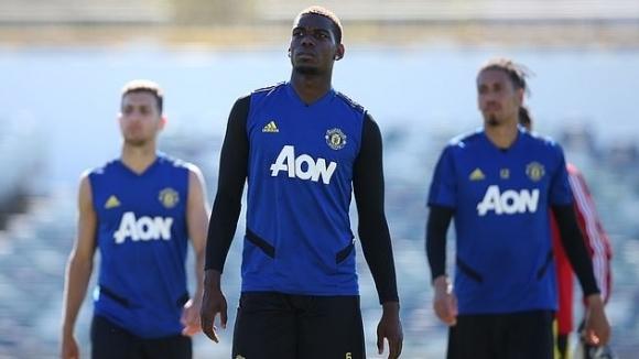Ювентус все още вярва, че може да успее с Погба, ако плати исканата от Юнайтед сума